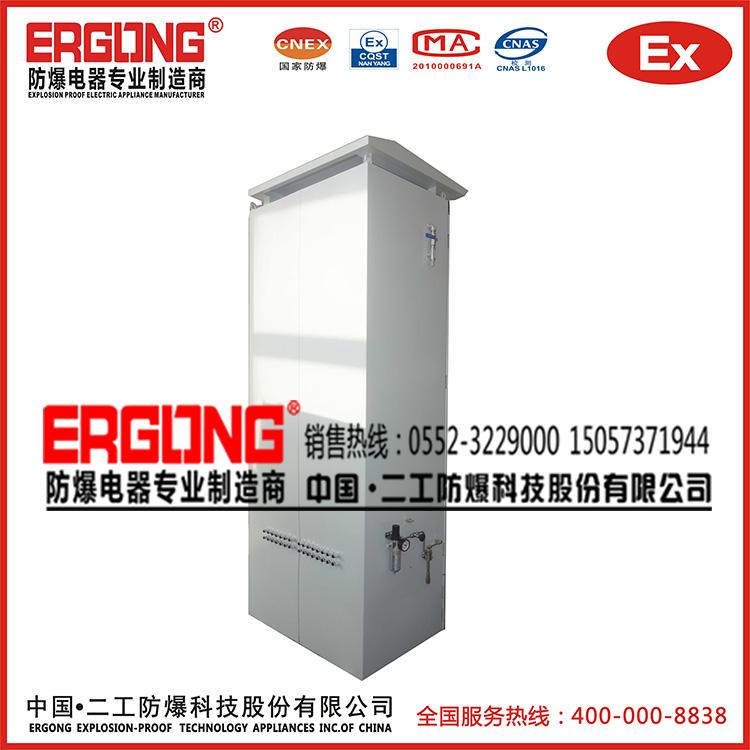 钢板焊接表面喷塑防爆正压柜